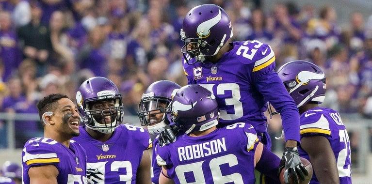 Vikings 90-man roster updated: Week of July 4