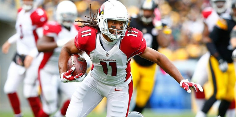 Larry Fitzgerald plans to finish career with Cardinals
