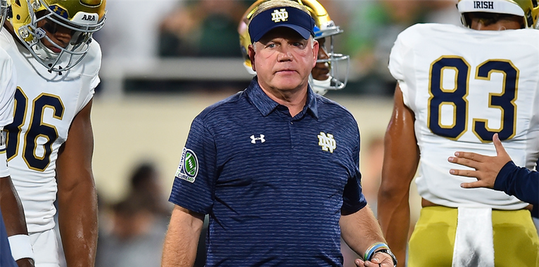Notre Dame 2018 class boasts several Kelly era records