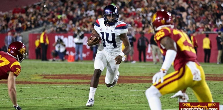 The best Pac-12 quarterbacks the Bears will face in 2018