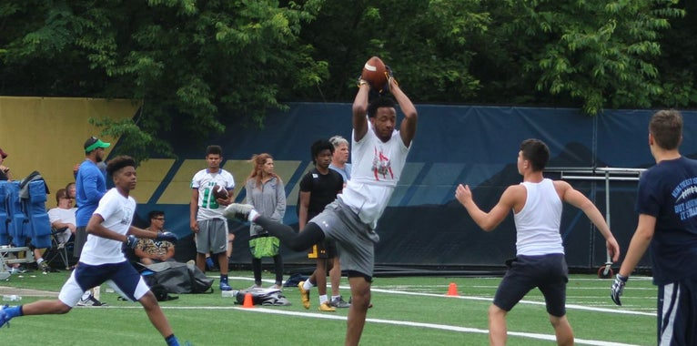 July WVU Football Recruiting Board: Wide Receivers