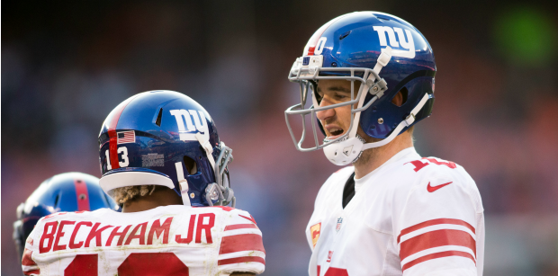 Eli Manning: There's not a weakness in Odell Beckham Jr.'s game