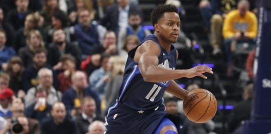 Cavs and Pelicans showing interest in Yogi Ferrell