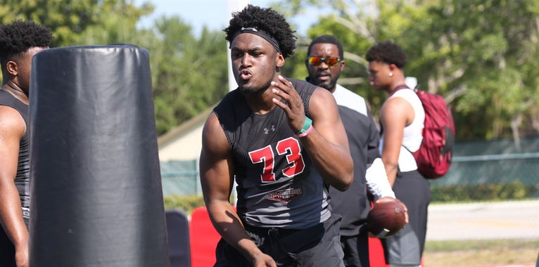 Edge Rusher Perry Has Visits In Mind
