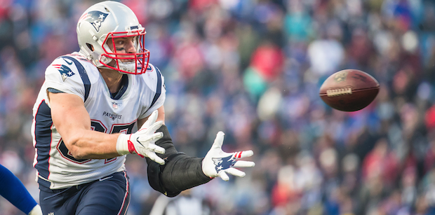 Report: Rob Gronkowski already showing up to Patriots facility