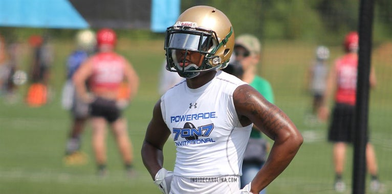 Four-star 2020 Safety to visit UNC this Fall