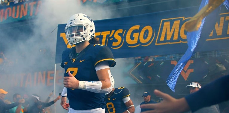 Will Grier is ready for his Heisman Trophy moment