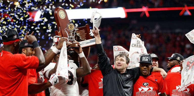 SEC media predicts two-team race in preseason poll