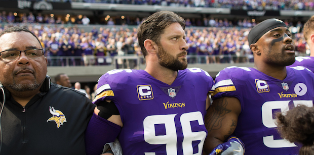 Brian Robison believes he will retire after 2018 season