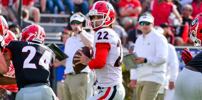 Georgia's Stetson Bennett moves on, now it's the Bulldogs turn