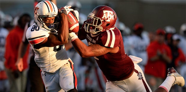 Source: Auburn adds former Tigers receiver to staff as analyst