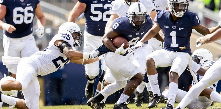 Penn State Tale of the Tape: Blue-White Game
