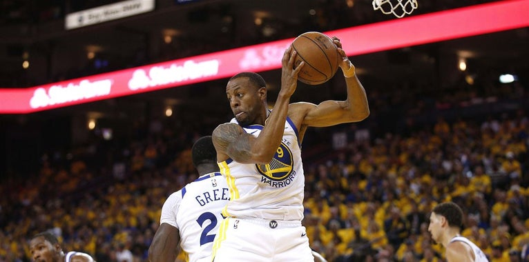 Andre Iguodala listed as questionable for Game 6