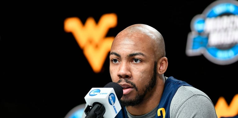 WATCH: Jevon Carter Discusses Lakers Workout, NBA Future