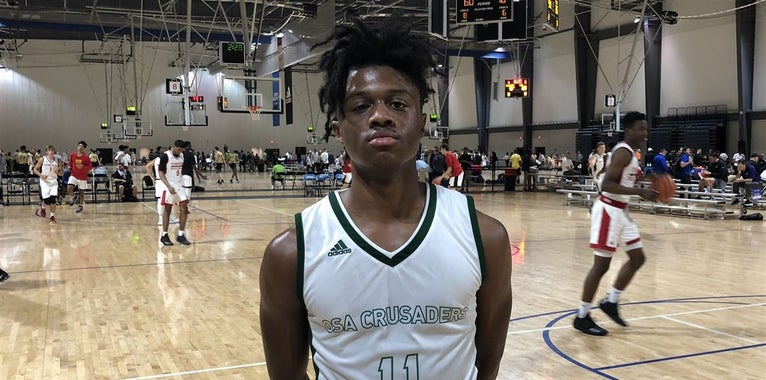 2019 PG Shereef Mitchell Earned Gopher Attention at Team Camp