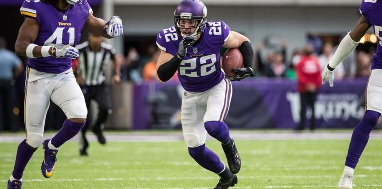 Vikings stats that stand out