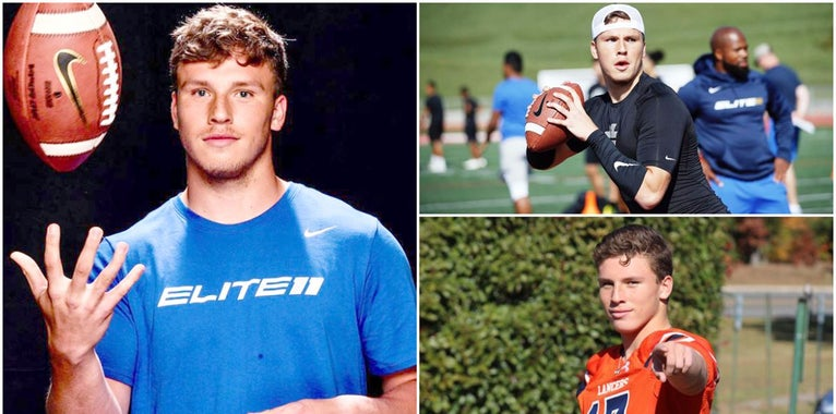 How It Happened: QB Brendon Clark commits to Notre Dame