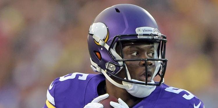 Vikings release inactives for game vs. Redskins in Week 10