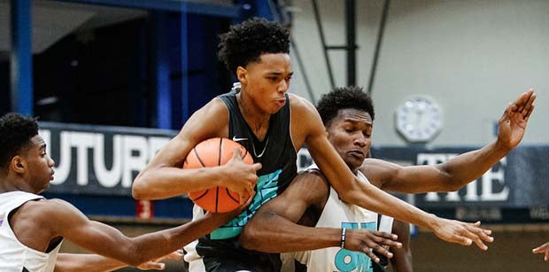 Five-star SG Brandon Boston talks recruiting