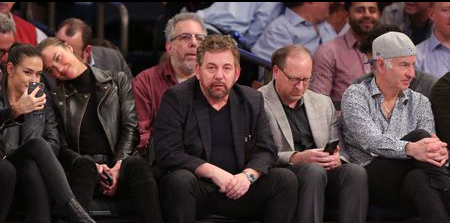 James Dolan's company threatens to sue the Los Angeles Clippers