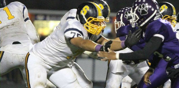 2019 three-star DT Gibson has the Spartans in his top five