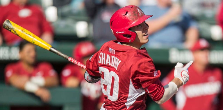 Shaddy enjoys first multi-hit showing in minor leagues