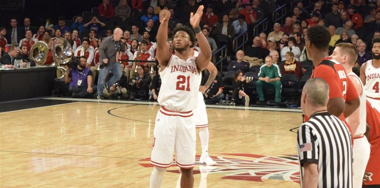 Indiana's flame burned out against Rutgers