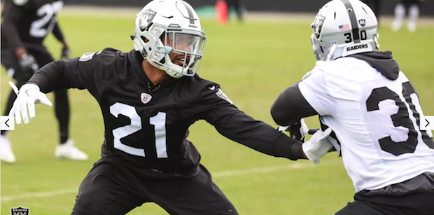 What we learned about the Raiders from the start of 2018 OTAs