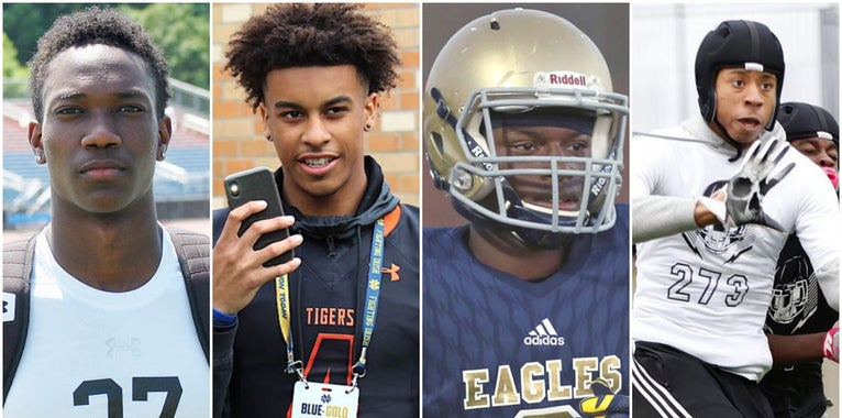 Sinclair's take: Notre Dame WR recruiting