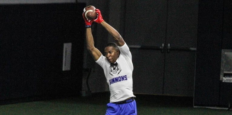 The Opening Experience Overwhelms UNC Commit Emery Simmons
