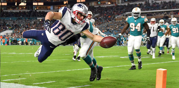 Danny Amendola tells story of how he landed with Patriots
