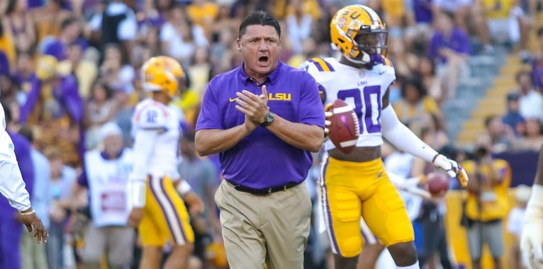 Anonymous coaches dish on Ed Orgeron, LSU in 2018