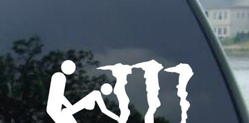 Whats The Deal With Monster Energy Drink Stickers On Cars - Redneck window stickers for trucks