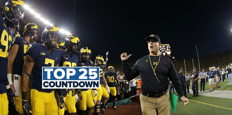 247Sports' Still-too-early Top 25: No. 12 Michigan
