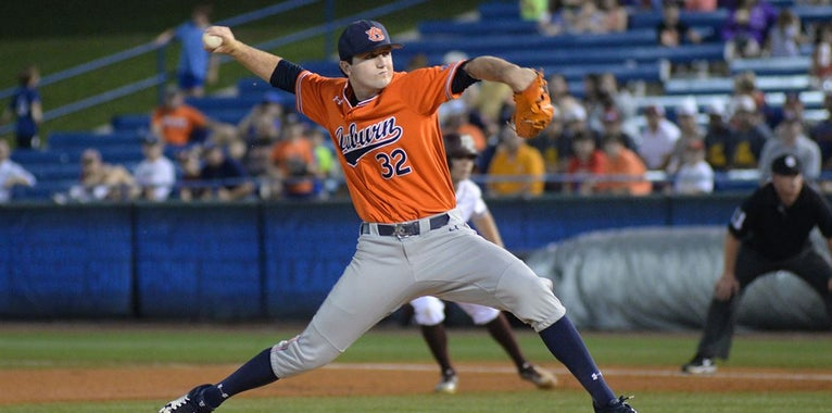 Auburn Struggles At The Plate In 4-2 Loss To Texas A&M