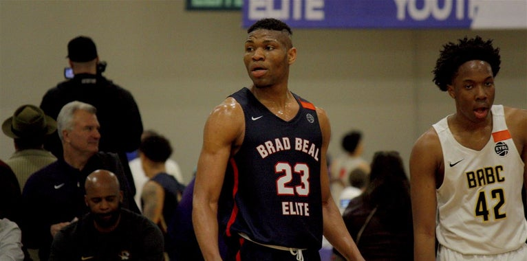 EYBL Top Performers: Night One