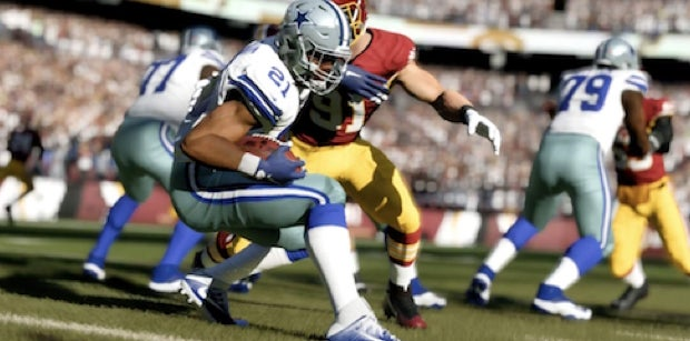 Zack Martin, other Cowboys land elite rating in Madden '19