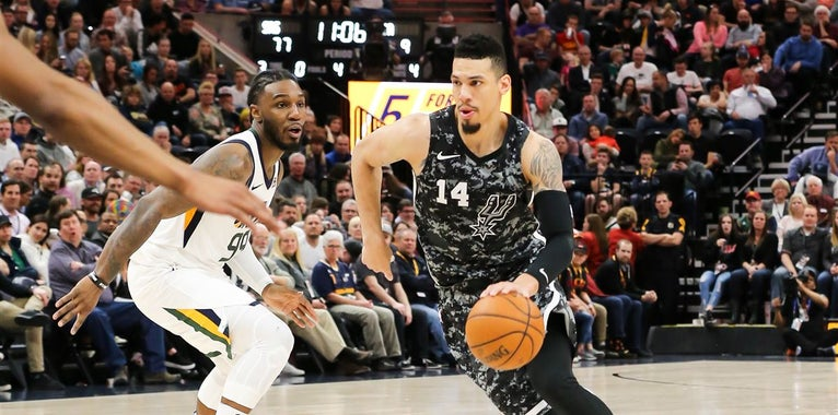 Danny Green thanks San Antonio, Spurs fans after trade
