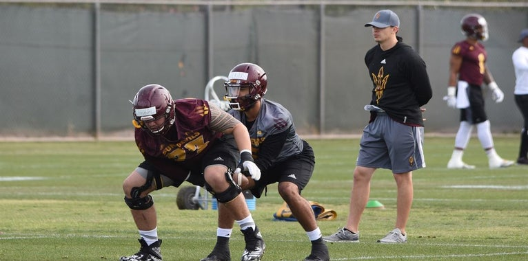 Video: Tuesday 11-on-11 action at ASU