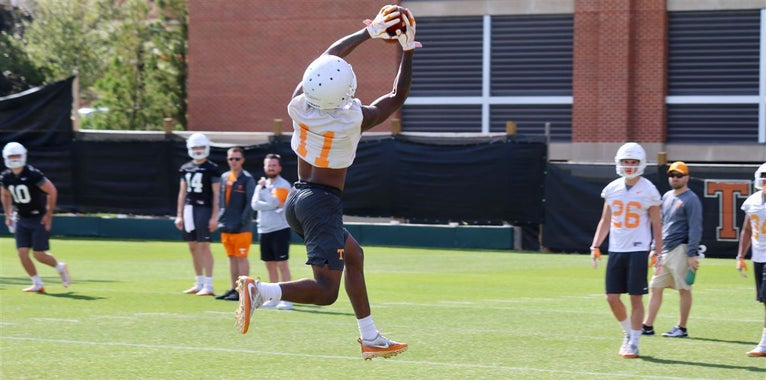 Photos: Vols prepping for Orange & White Game, Part Two