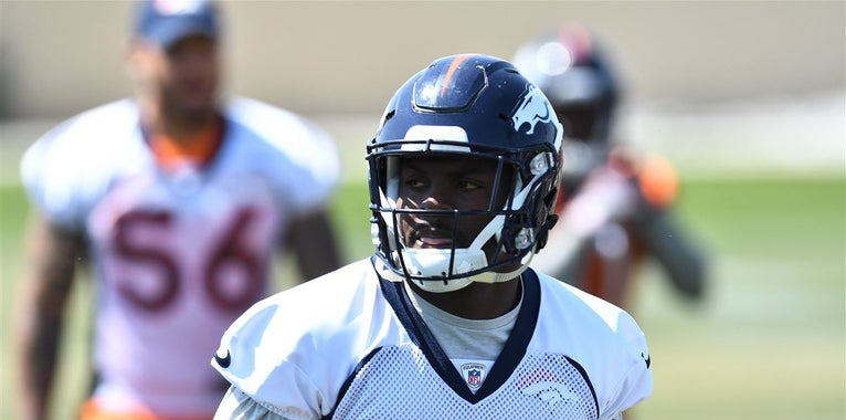 Here's why we're not sleeping on Broncos S Dymonte Thomas