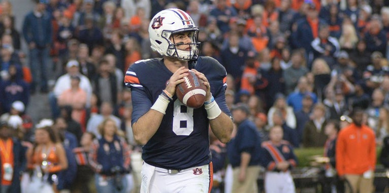 Jarrett Stidham named to Maxwell Award watch list