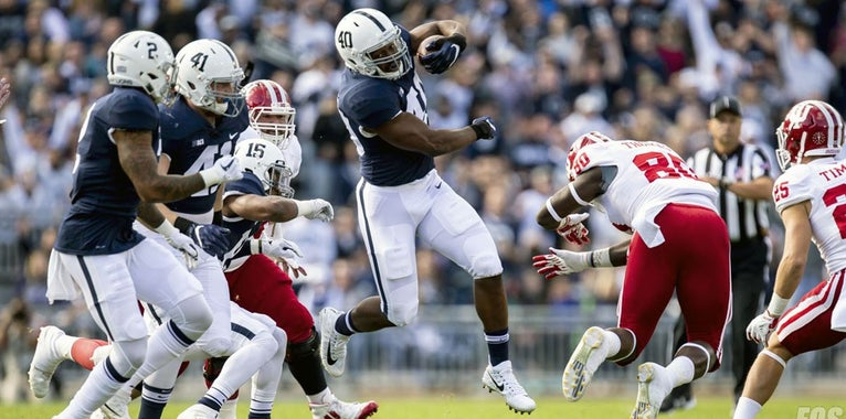 Penn State's rookie free agents being snapped up by NFL teams