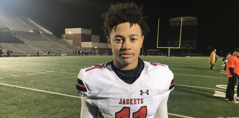 2020 Rockwall (Texas) WR Smith-Njigba planning a Minnesota visit