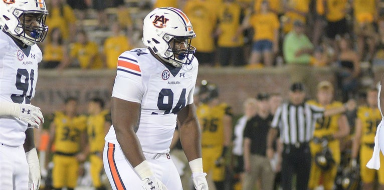 All In: Ranking Auburn's scholarship players (No. 28)