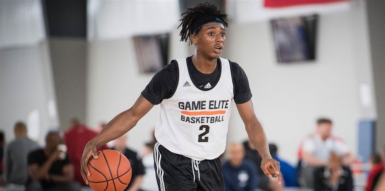 Busy times for Ashton Hagans