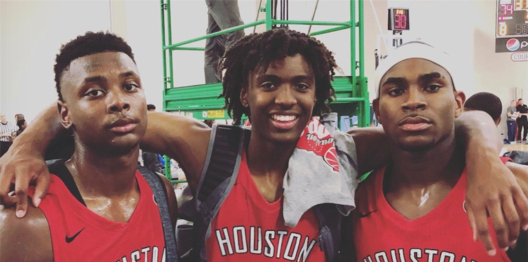 Tyrese Maxey a candidate for Nike EYBL MVP