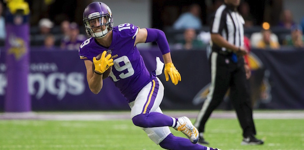 State of the Vikings heading into 2018: Wide Receiver