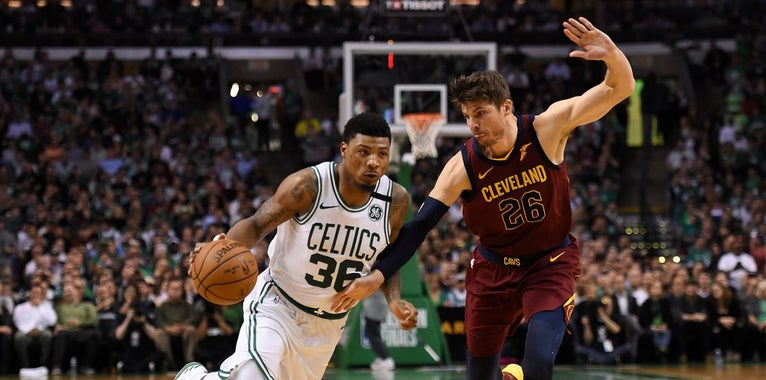 "Marcus Smart on Game 7: ""it's not going to be pretty"""