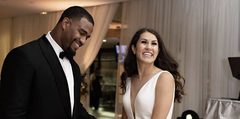 Jonathan Allen ties the knot in Tuscaloosa wedding ceremony